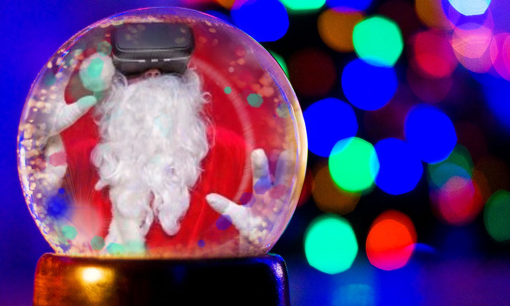 VR-christmas