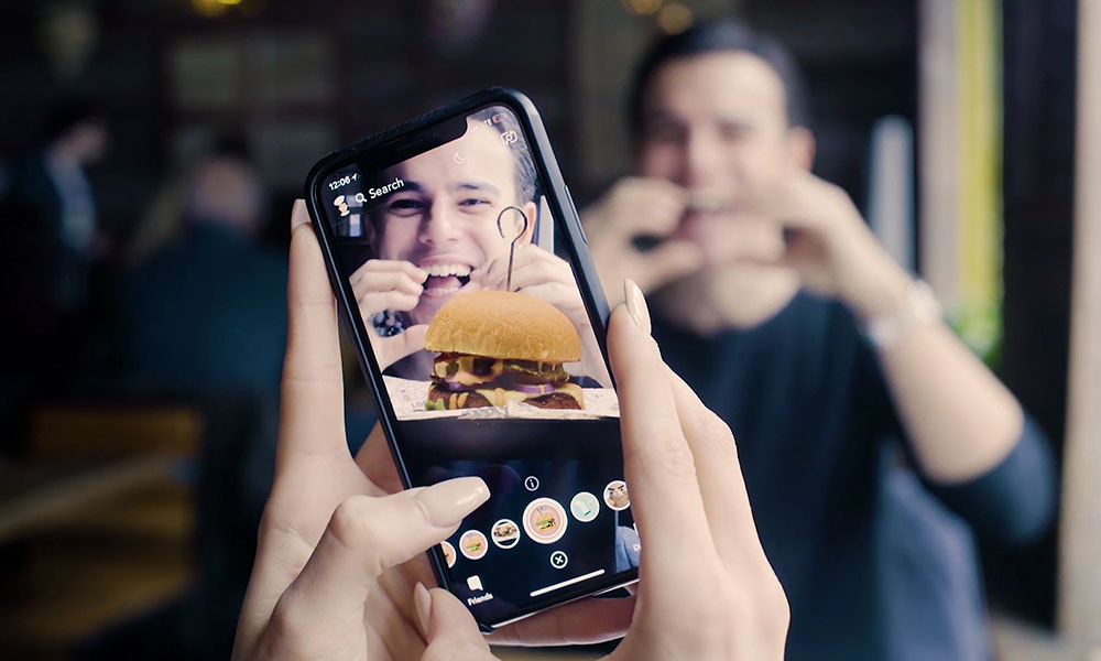 Virtual Food Is Coming to a Menu Near You