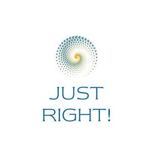 Just Right Logo