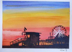 Ferris-Wheel-Twilight