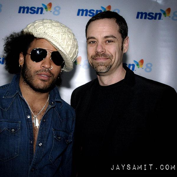 Jay Samit-Lenny Kravitz