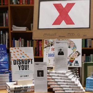 Jay-Samit-TEDx-Speaker-Book-Display