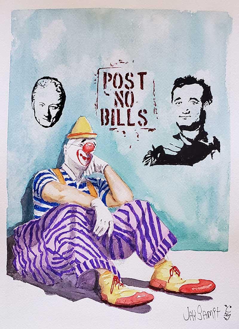 Post-No-Bills
