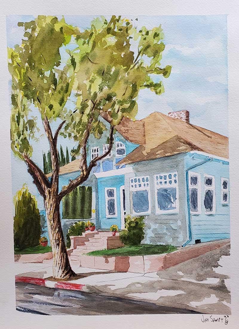 Santa-Monica-Cottage